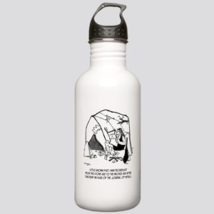 Anthropology Cartoon 1 Stainless Water Bottle 1.0L