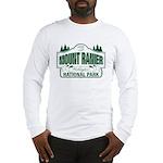 Mt Ranier NP Long Sleeve T-Shirt