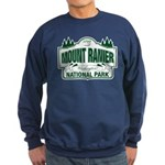 Mt Ranier NP Sweatshirt (dark)