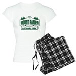 Mt Ranier NP Women's Light Pajamas