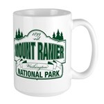 Mt Ranier NP Large Mug