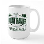 Mt Ranier NP Large Mug