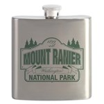 Mt Ranier NP Flask