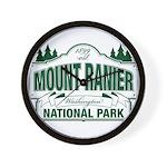 Mt Ranier NP Wall Clock