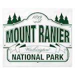 Mt Ranier NP King Duvet