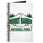 Mt Ranier NP Journal