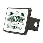 Mt Ranier NP Rectangular Hitch Cover