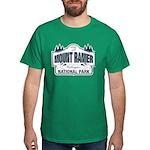 Mt Ranier NP Dark T-Shirt