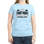 Mt Ranier NP Women's Light T-Shirt