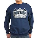 Mt Ranier NP Sweatshirt (dark)
