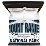 Mt Ranier NP King Duvet