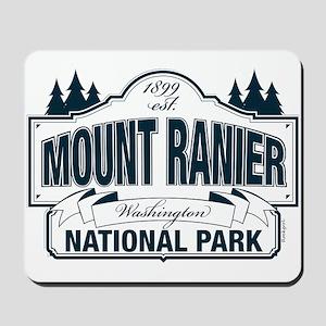 Mt Ranier NP Mousepad