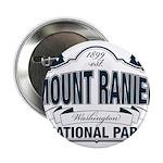 "Mt Ranier NP 2.25"" Button (100 pack)"