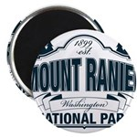 "Mt Ranier NP 2.25"" Magnet (10 pack)"