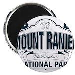 "Mt Ranier NP 2.25"" Magnet (100 pack)"