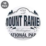 "Mt Ranier NP 3.5"" Button (10 pack)"