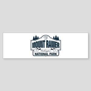 Mt Ranier NP Sticker (Bumper)