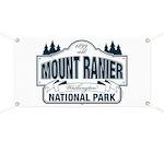 Mt Ranier NP Banner