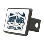 Mt Ranier NP Rectangular Hitch Cover