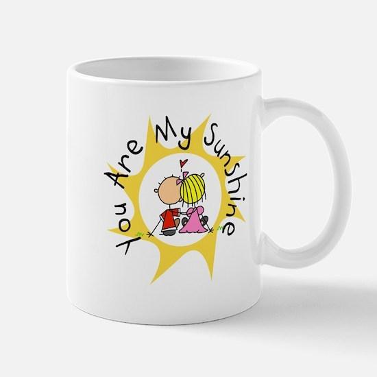 In Love You Are My Sunshine Mug