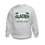 Glacier National Park Kids Sweatshirt