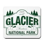 Glacier National Park Mousepad