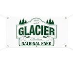 Glacier National Park Banner