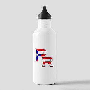 Puerto Rico Pride Water Bottle