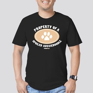 3-Dog Walker Aussiedoodle-B T-Shirt