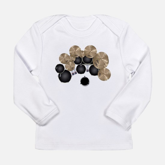 My Drums Long Sleeve T-Shirt