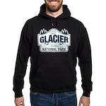 Glacier National Park Hoodie (dark)