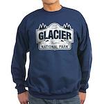 Glacier National Park Sweatshirt (dark)
