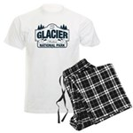 Glacier National Park Men's Light Pajamas