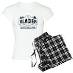 Glacier National Park Women's Light Pajamas