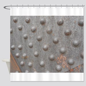 Riveting Shower Curtain