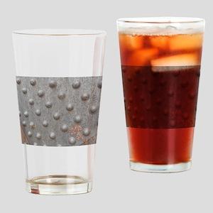 Riveting Drinking Glass