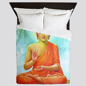 Big Buddha Queen Duvet