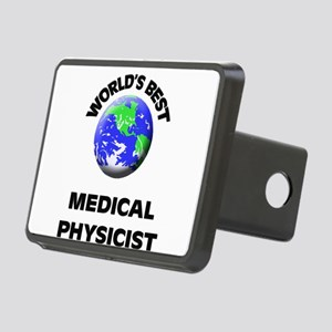 World's Best Medical Physicist Hitch Cover
