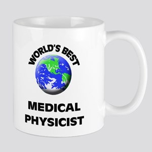 World's Best Medical Physicist Mug