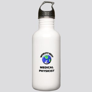 World's Best Medical Physicist Water Bottle