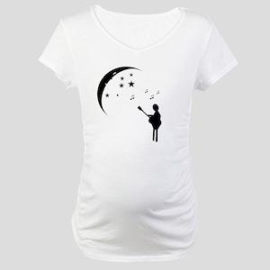 Universal Language Maternity T-Shirt