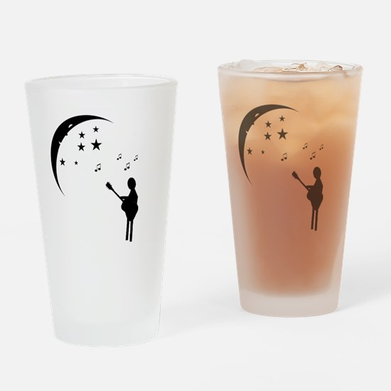 Universal Language Drinking Glass