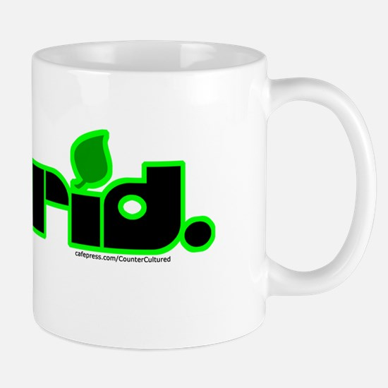 HYBRID - Logo on white Mug