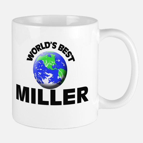 World's Best Miller Mug