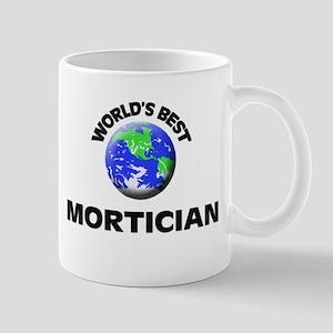 World's Best Mortician Mug