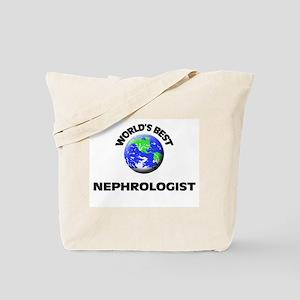 World's Best Nephrologist Tote Bag