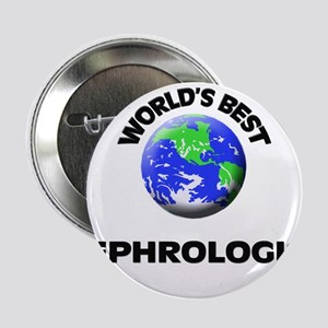 "World's Best Nephrologist 2.25"" Button"