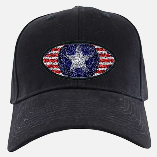 Van Gogh's Bonnie Blue Flag Baseball Hat