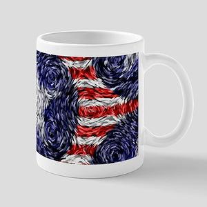 Van Gogh's Bonnie Blue Flag Mug