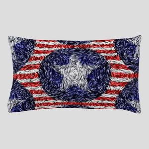 Van Gogh's Bonnie Blue Flag Pillow Case